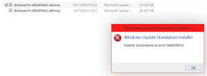RSAT_error8024001d