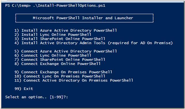 Install-PowerShellOptions